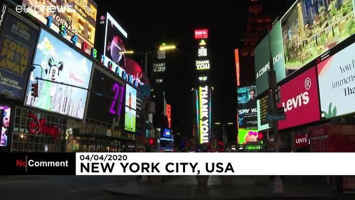 News video: Ein ganz anderes New York