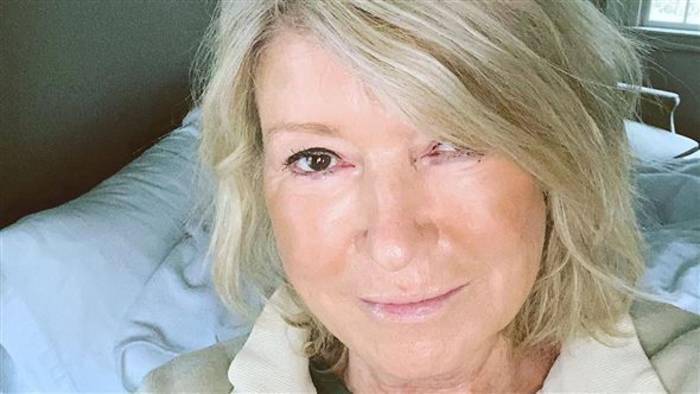News video: Warum man Martha Stewart das Alter absolut nicht ansieht?