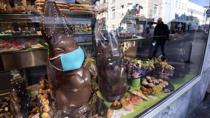 News video: Coronavirus: Schokoladenhersteller fürchten ums Ostergeschäft