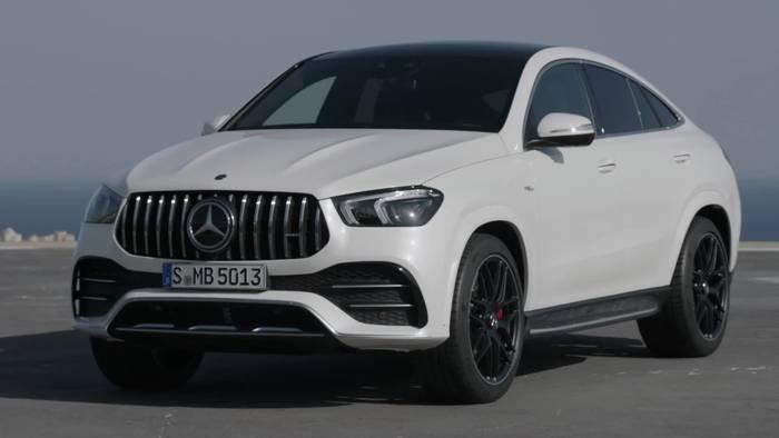 Video: Das neue Mercedes-AMG GLE 63 4MATIC+ Coupé - Expressiv, kraftvoll und elegant - das Exterieur-Design