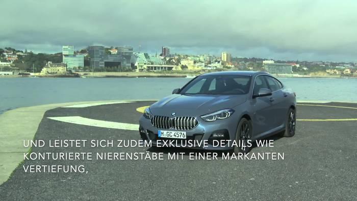 Video: Das erste BMW 2er Gran Coupé - Das Exterieur Design