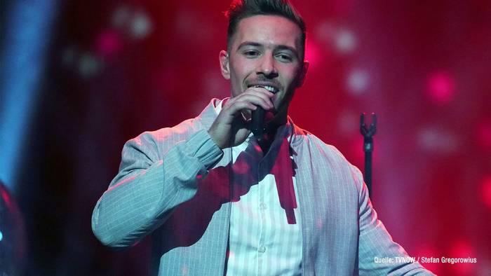 News video: DSDS-Sieger Ramon: Debütalbum veröffentlicht