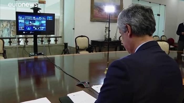 Video: EU-Finanzminister einigen sich auf milliardenschweres Corona-Hilfspaket