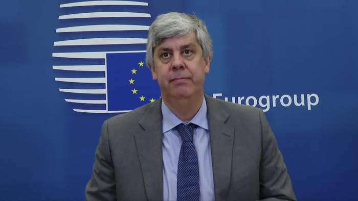 Video: EU schnürt 500-Milliarden-Paket gegen die Wirtschaftskrise