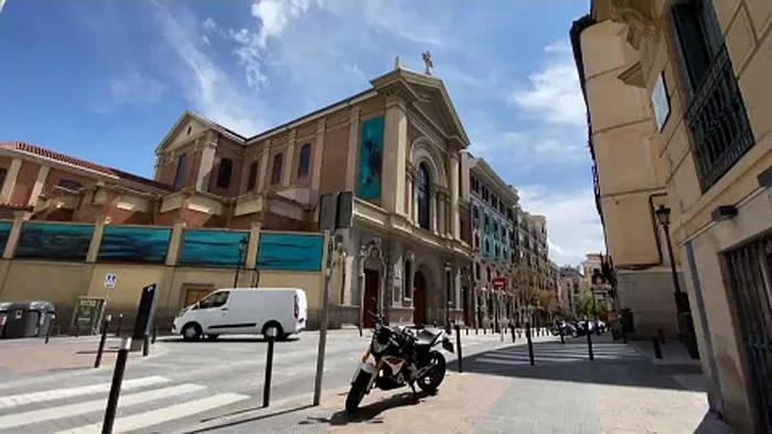 News video: Religiöser Flamenco vom Balkon – wie Spanier trotz Covid-19 Ostern feiern
