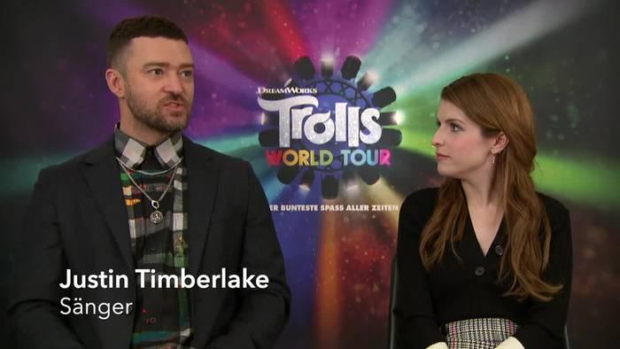 Video: Justin Timberlake findet Welt des Musikstreamings aufregend