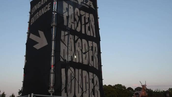 Video: Frühes Aus für den Festival-Sommer
