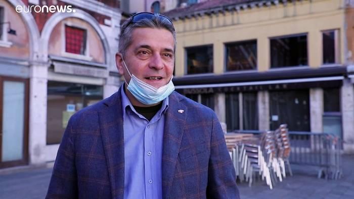 Video: Die Pandemie als Chance? Venedig will Tourismus neu denken