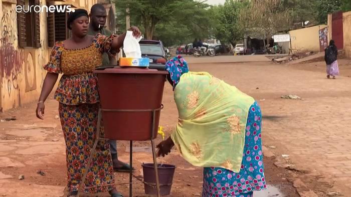 News video: Trotz Coronakrise: 2. Runde der Parlamentswahl in Mali