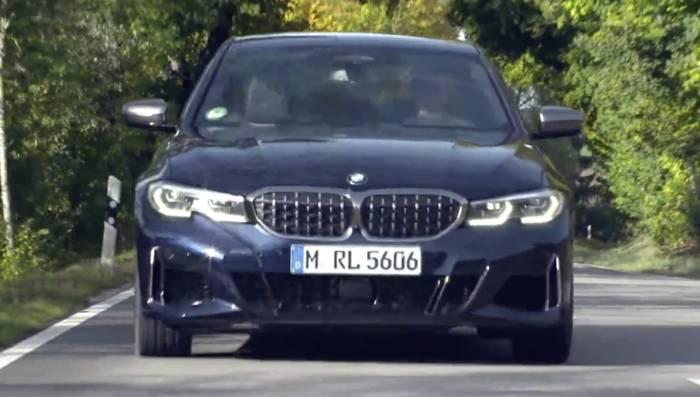 Video: Athletisches Kraftpaket - Markteinführung des neuen BMW M340i xDrive Touring