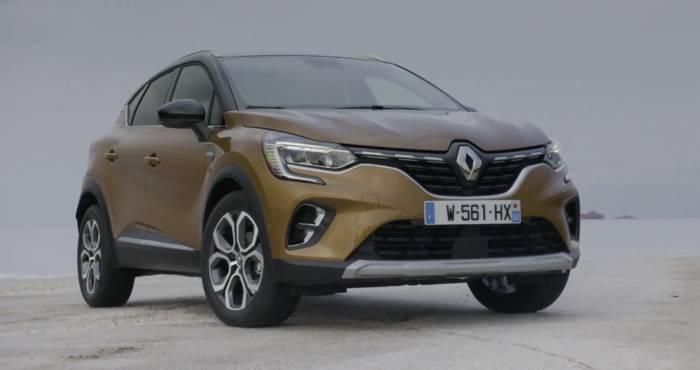 Video: Der neue Renault Captur - Nutzerfreundlich und Vernetzt
