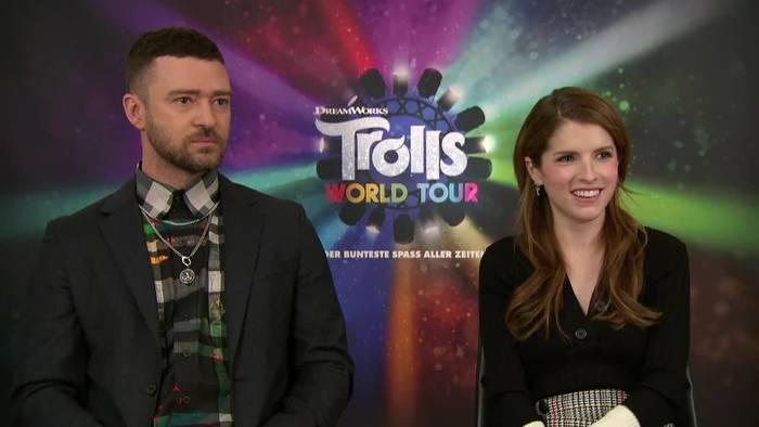 News video: Coco Jambo und Mr. Vain: Die Musiksünden der «Trolls»-Stars