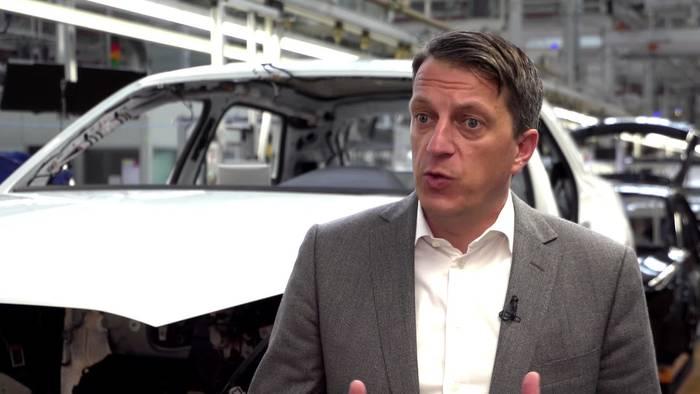 News video: Audi Maßnahmen für die Wiederaufnahme der Produktion Andreas Zelzer