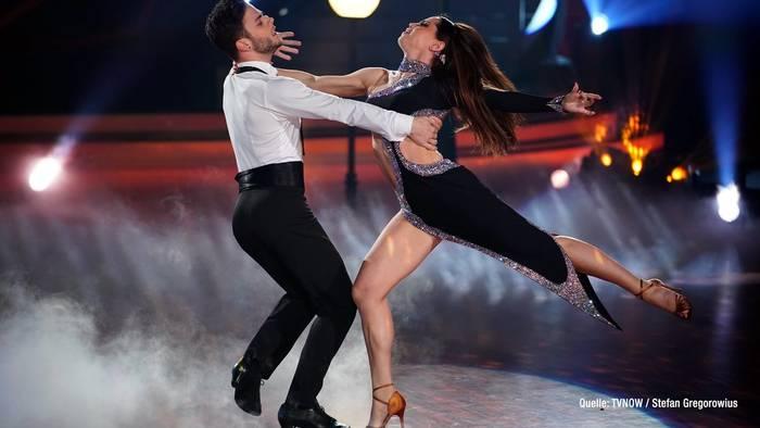 News video: Let's Dance 2020: Luca Hänni & Christina Luft zu Liebesgerüchten
