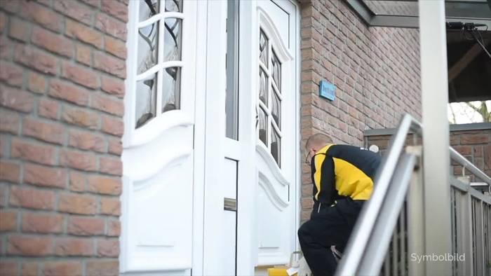 News video: Verdi gegen bundesweite Paket-Sonntagszustellung