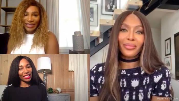 News video: Serena Williams: Bitte keinen Tratsch über Meghan!