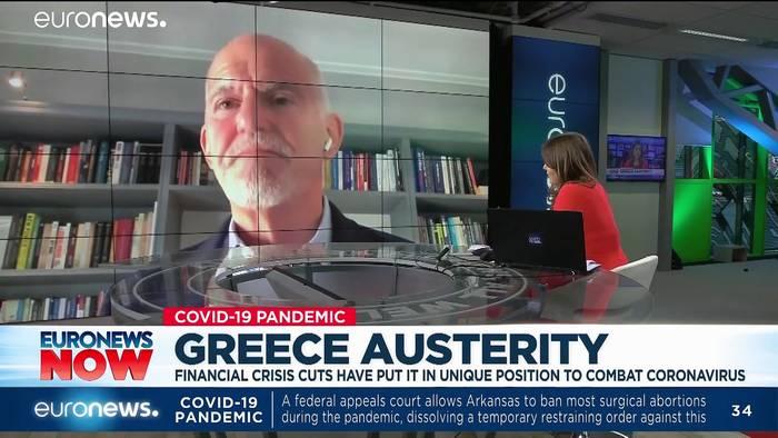 Video: Varoufakis warnt EU: