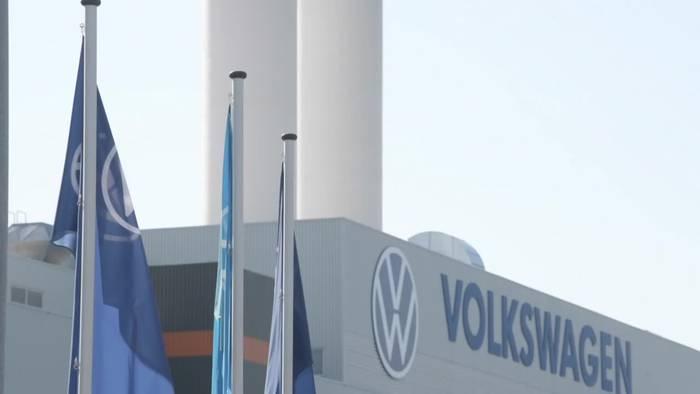 News video: Zwickau: VW fährt Produktion wieder hoch