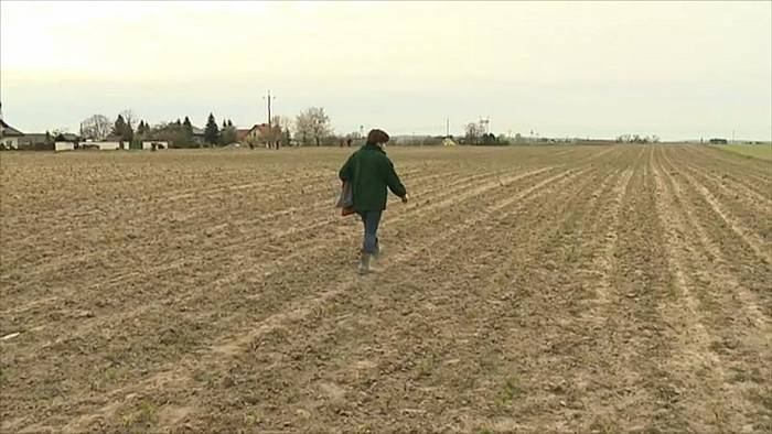 Video: Kein Ende in Sicht: Osteuropas Landwirte leiden unter der Dürre