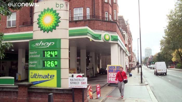 News video: Die Coronakrise drückt Gewinn des britischen Ölkonzerns BP