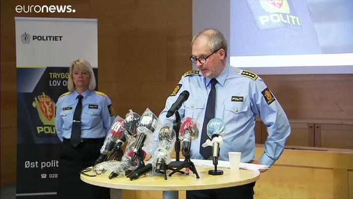 Video: Hat er seine Frau entführt? Norwegische Polizei verhaftet Millionär