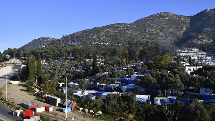 News video: Migrantenlager auf Samos soll Ende des Jahres aufgelöst werden