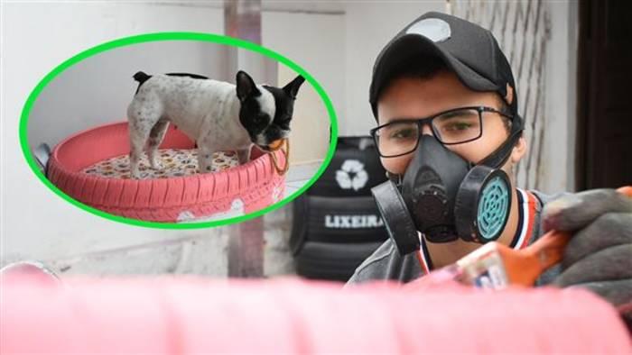 Video: Tierliebe mit Mitteln der Kunst