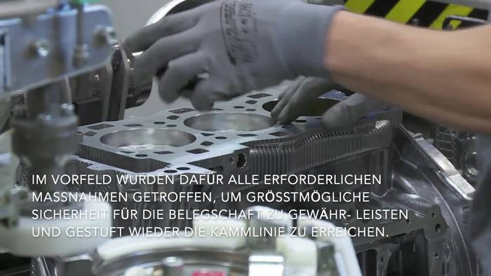 News video: Porsche produziert wieder Sportwagen