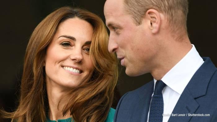 Video: Prinz William & Herzogin Kate feiern Hochzeitstag