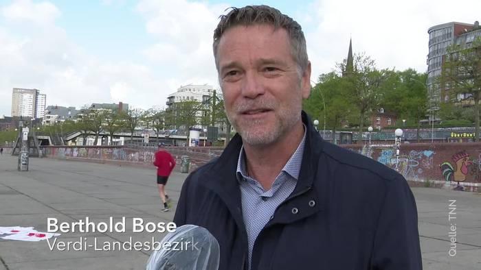 Video: 1. Mai im Norden erstmals ohne Kundgebungen