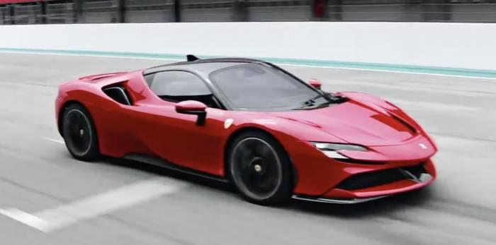 Video: Der Ferrari SF90 Stradale - der neue Serien-Supersportwagen
