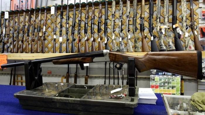 """News video: Kanada erlässt Waffenverbot: """"Man braucht kein Sturmgewehr, um einen Hirsch zu erlegen"""""""