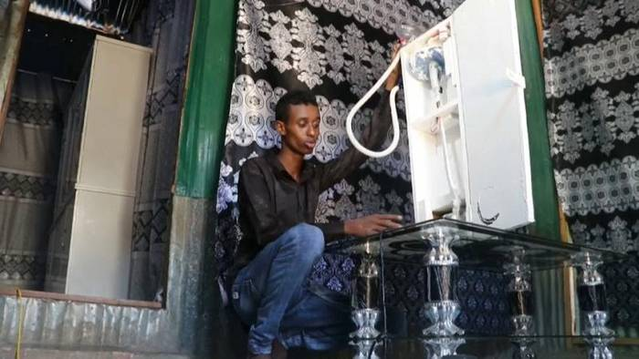 News video: Somalia: Selbstgebautes Beatmungsgerät rettet Leben
