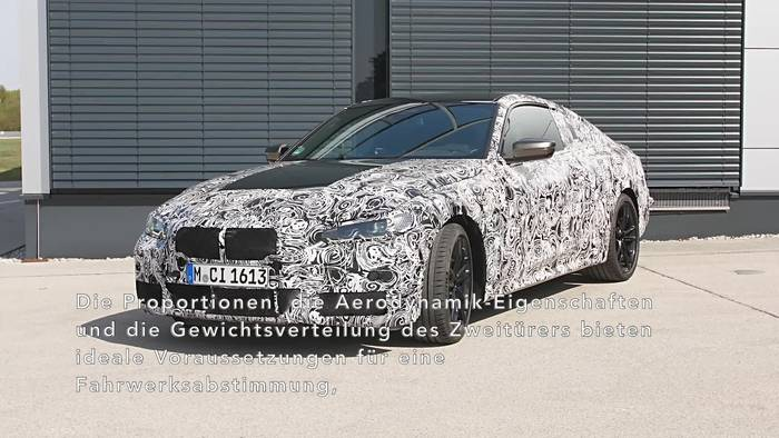 News video: Das neue BMW 4er Coupé - Das Design