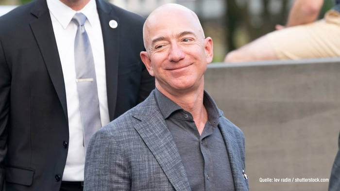 News video: So reich ist Amazon-Chef Jeff Bezos