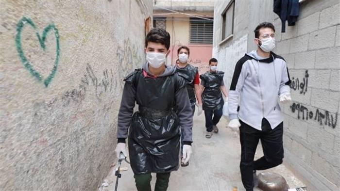 Video: Vier Helfer riskieren ihr Leben im Gazastreifen