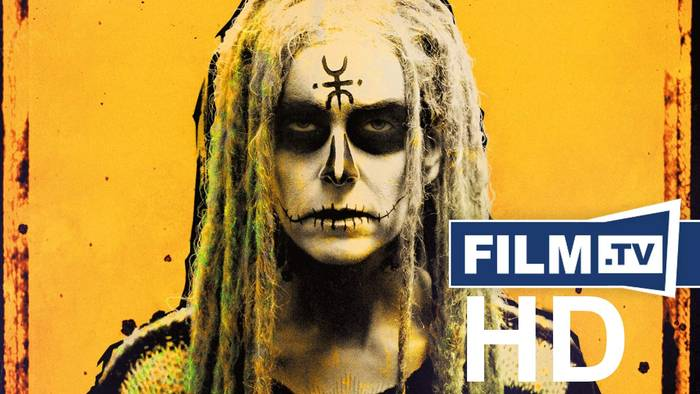 News video: The Lords Of Salem Trailer Deutsch German (2012)