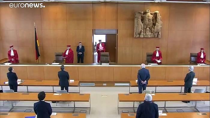 News video: EZB-Aufkauf von 2,6 Billionen Staatsanleihen verstößt gegen Verfassung