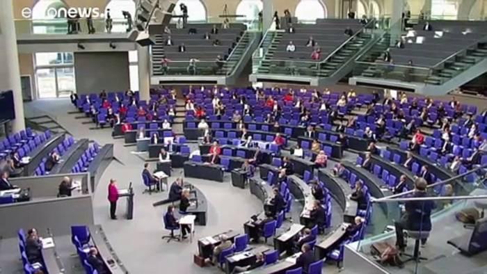 News video: Cyberangriff auf Bundestag: Haftbefehl gegen 29-jährigen Russen