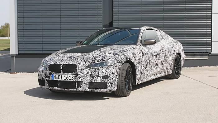 News video: Das neue BMW 4er Coupé Highlights