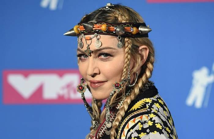 News video: Madonna: Sie hatte Corona