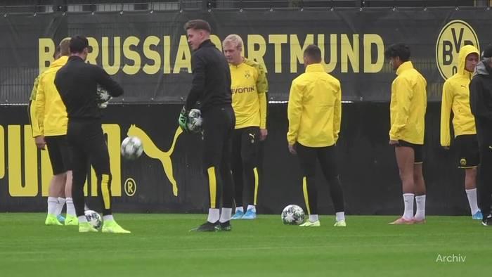 News video: Bundesliga-Start am 16. Mai: Kein Freitagsspiel zum Auftakt