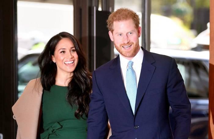 Video: Prinz Harry und Herzogin Meghan: Omid Scobie gibt Details zu Biografie preis