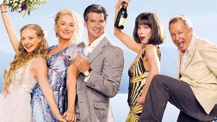 News video: Mamma Mia Trailer Trailer Deutsch German (2008)