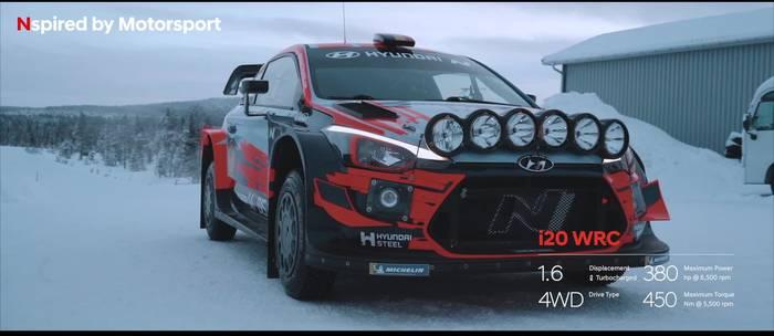 News video: Der Hyundai i20 N - Wintertests stellen Zuverlässigkeit unter extremen Bedingungen sicher