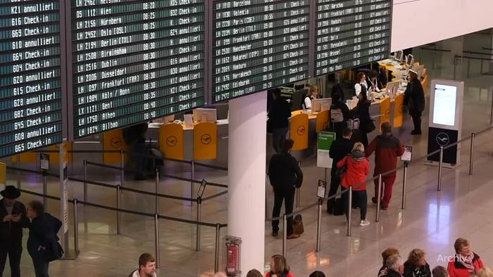 Video: Lufthansa-Flugprogramm: Im Juni mit doppelt so vielen Jets
