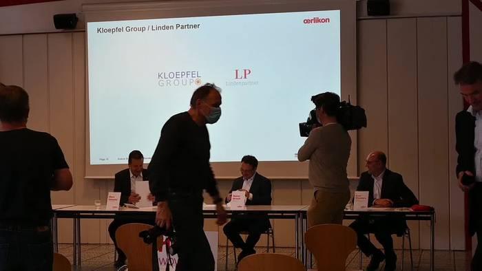 News video: Neumünster: Neue Mundschutzfabrik für den Medizinmarkt