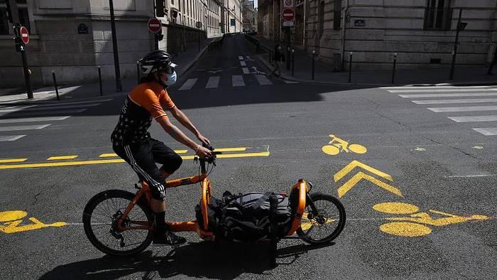 Video: Alternative zu Bus und Bahn: Städte bauen mehr Radwege