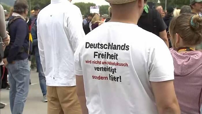 News video: Infektionsrate steigt in Deutschland wieder