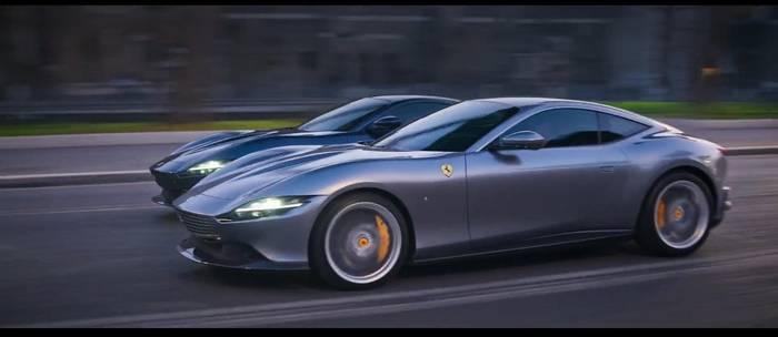 Video: Ferrari Roma - Das Exterieur Design